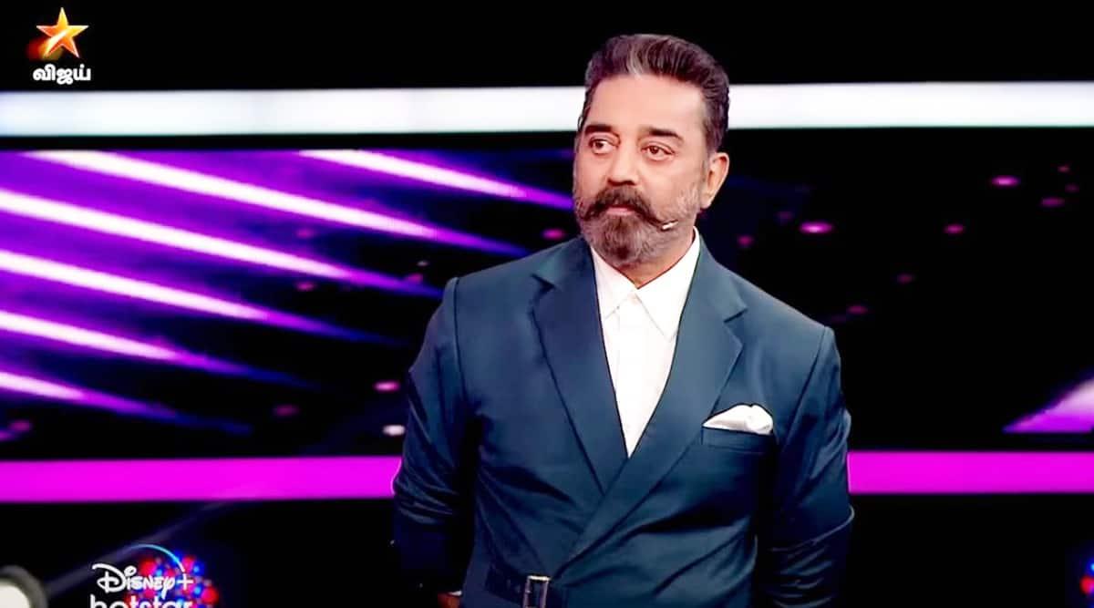 Bigg Boss Tamil 4 October 10 episode: Kamal Haasan plays peacemaker    Entertainment News,The Indian Express