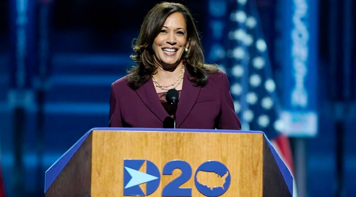 Lots Of Dal Kamala Harris On Three Signs Of Being An Indian American Lifestyle News The Indian Express