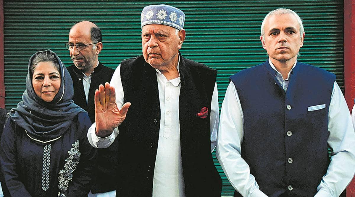 Farooq Abdullah, j&k ddc polls, ddc polls, ddc elections, jammu and kashmir ddc elections, gupkar alliance, bjp, jammu and kashmir news