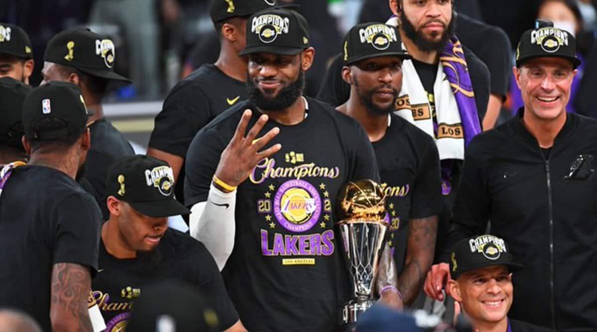NBA Finals: LeBron James Matters | Sports News,The Indian Express