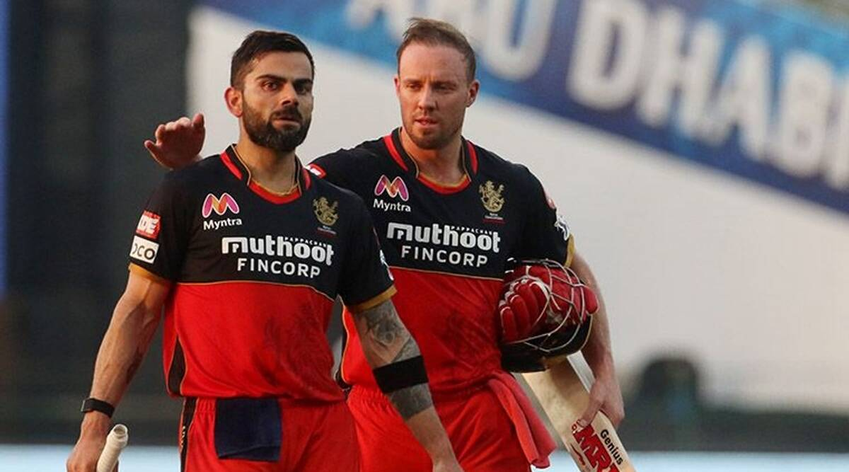 joining the dots how rcb virat kohli got it right this season sports news the indian express the indian express