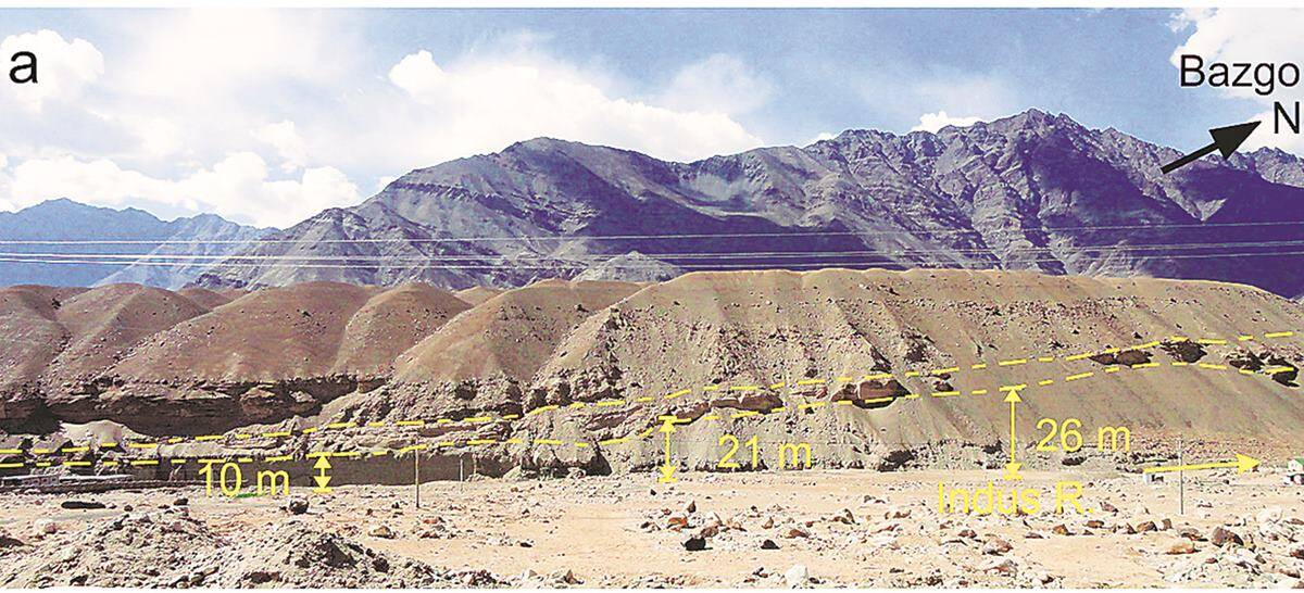 Tectonic fault line that runs through Ladakh not inactive as was thought, moving north: Study