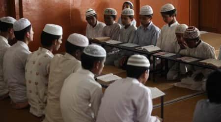 Sachin Sawant, maharashtra bjp mla, maharashtra madrassas, maharashtra madrassas shut, ncp, uddhav thackeray