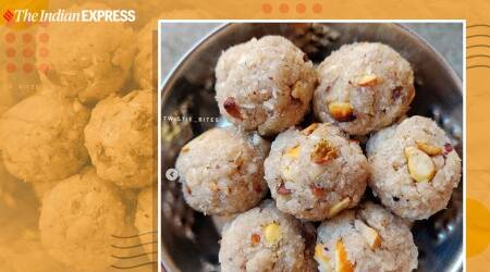 makhana laddoo, foxnut laddoo, indianexpress.com, indianexpress, easy laddoo recipes, easy recipes, healthy ladoo recipe, healthy recipes, indianexpress.com, indianexpress,
