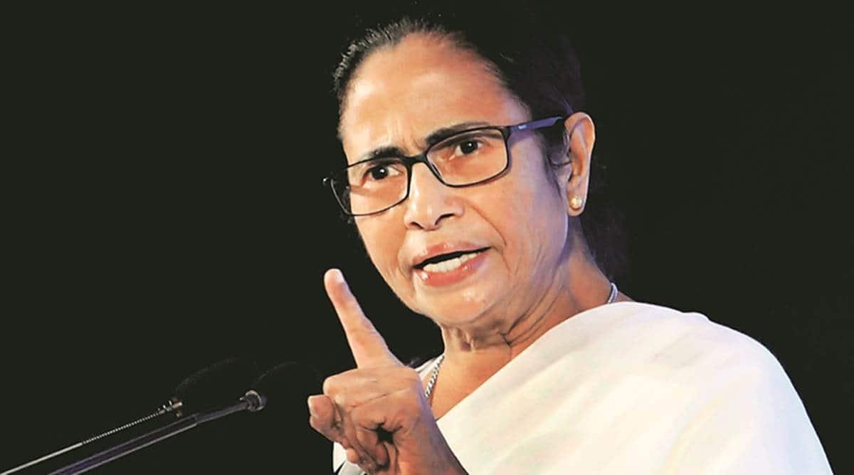 mamata banerjee, tmc, hathras gang rape, hathras ganrape protest, derek o brian, yogi adityanath, indian express news