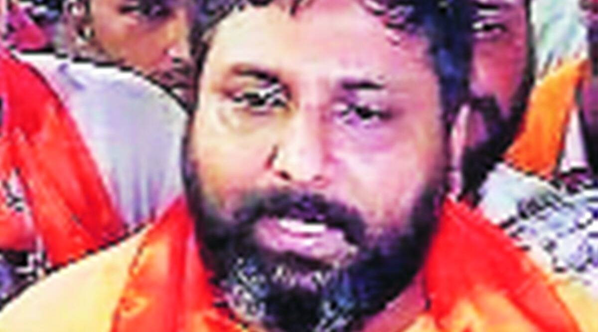Kolkata bjp, Kolkata bjp workers death, Manish Shukla, bjp worker shot dead, kolkata bjp protest, indian express news