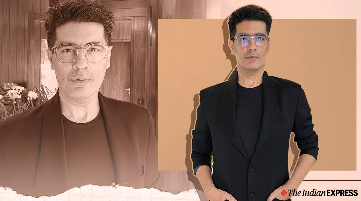 manish malhotra, manish malhotra interview, manish malhotra bollywood, manish malhotra outfits, manish malhotra age, manish malhotra designs, manish malhotra fashion, indian express lifestyle