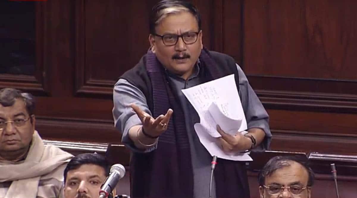 PM must intervene to end Parliament logjam; Monsoon session be extended: Manoj Jha
