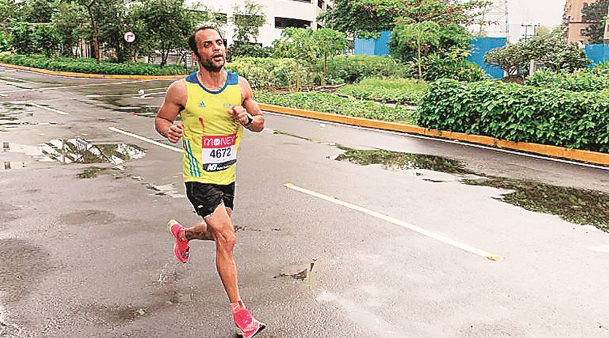 London Marathon marks a virtual first — outside Mumbai apartment