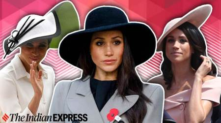Meghan Markle on being the most trolled person in the world, Meghan Markle on mental health, Meghan Markle and Prince Harry, Duke and Duchess of Sussex, mental health, indian express news