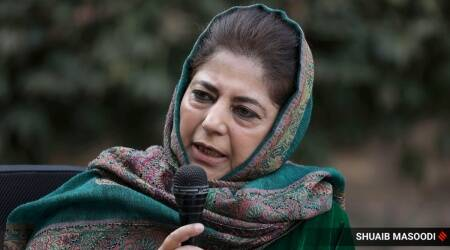 Mehbooba: Centre left no middle ground for people in Valley