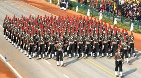 Corps of Military Police, Raising Day celebrations, Military Police Raising Day, Military Police Southern Command, Pune news, Indian express news
