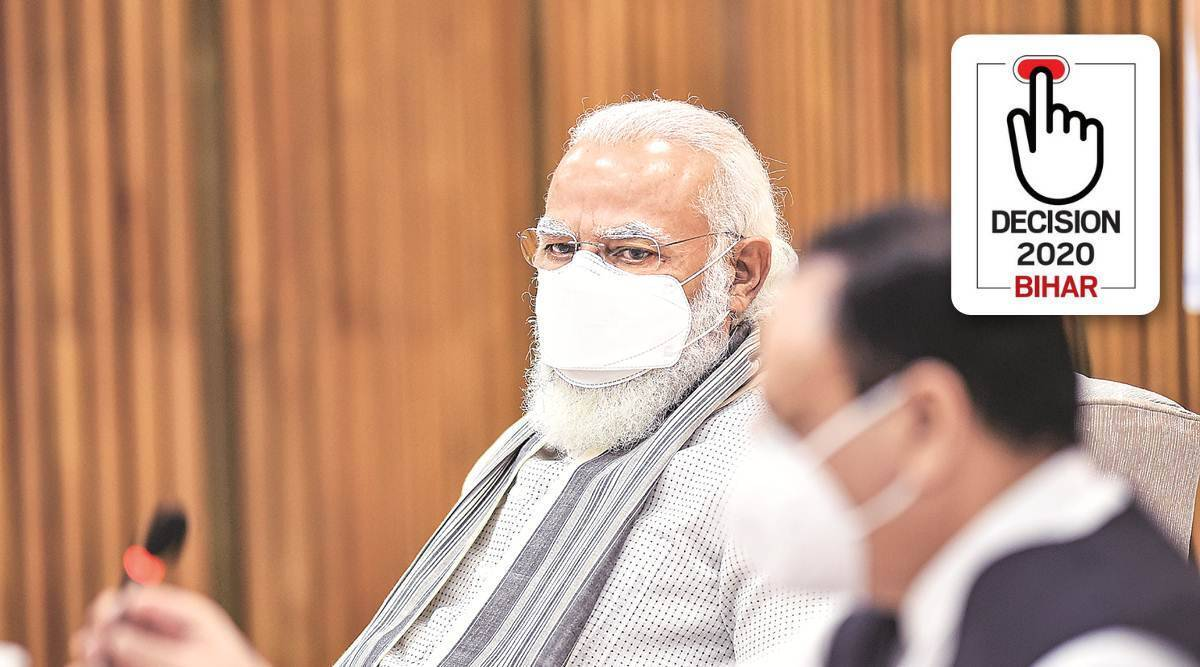Bihar elections: 8 rallies, 4 lakh 'smartphone warriors' for PM Modi - The Indian Express