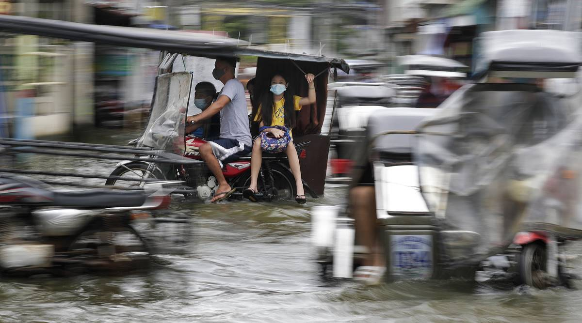 Philippines orders evacuation as world's strongest 2020 typhoon approaches