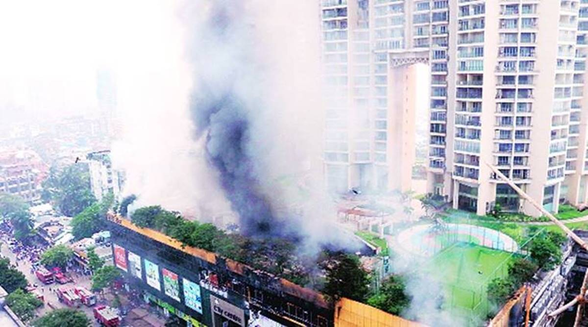 Mumbai City Centre Mall blaze: Fire-fighting continues after 36 hours
