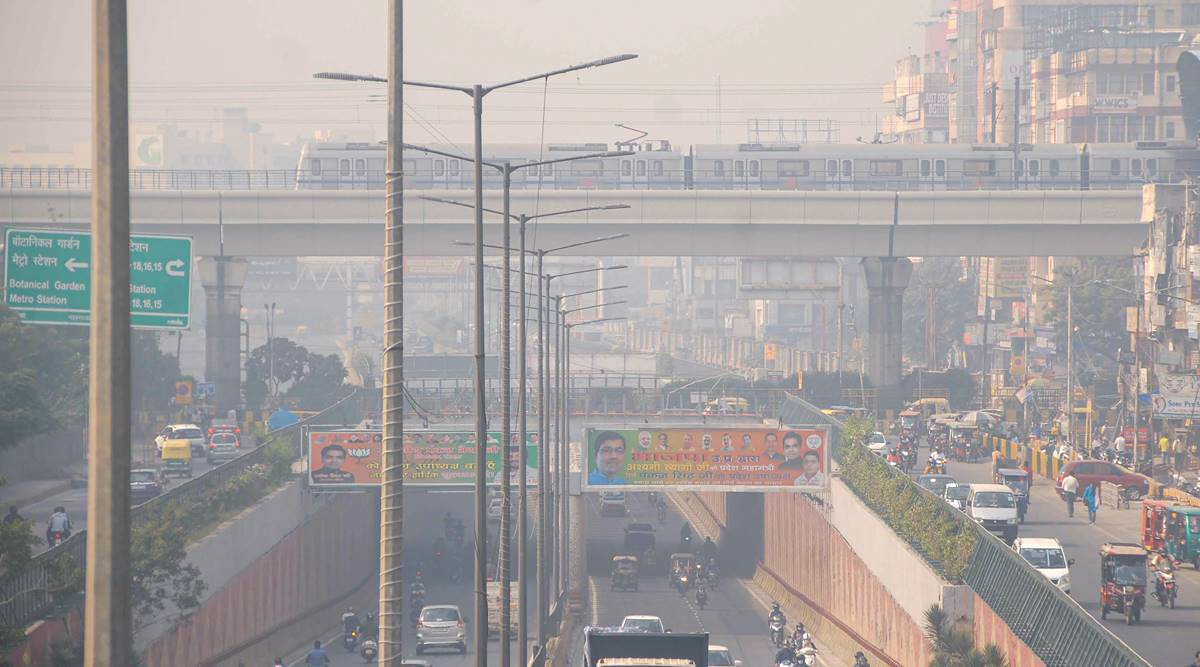 GRAP effect: Fines worth Rs 11.15 lakh on polluters in Noida