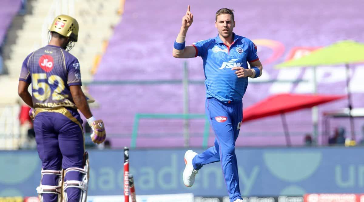 IPL 2021: Delhi Capitals' Anrich Nortje tests positive for Covid-19