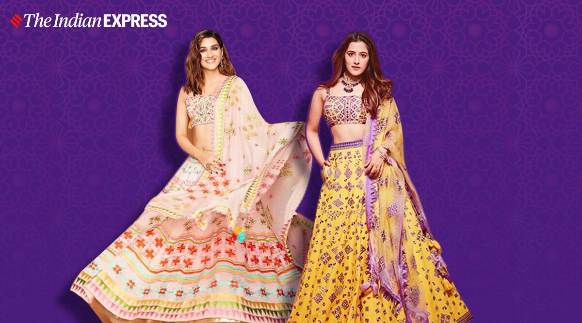 lakme fashion week, kriti sanon, lakme fashion week, nupur sanon, kriti sanon, kriti sanon photos, indian express, indian express news