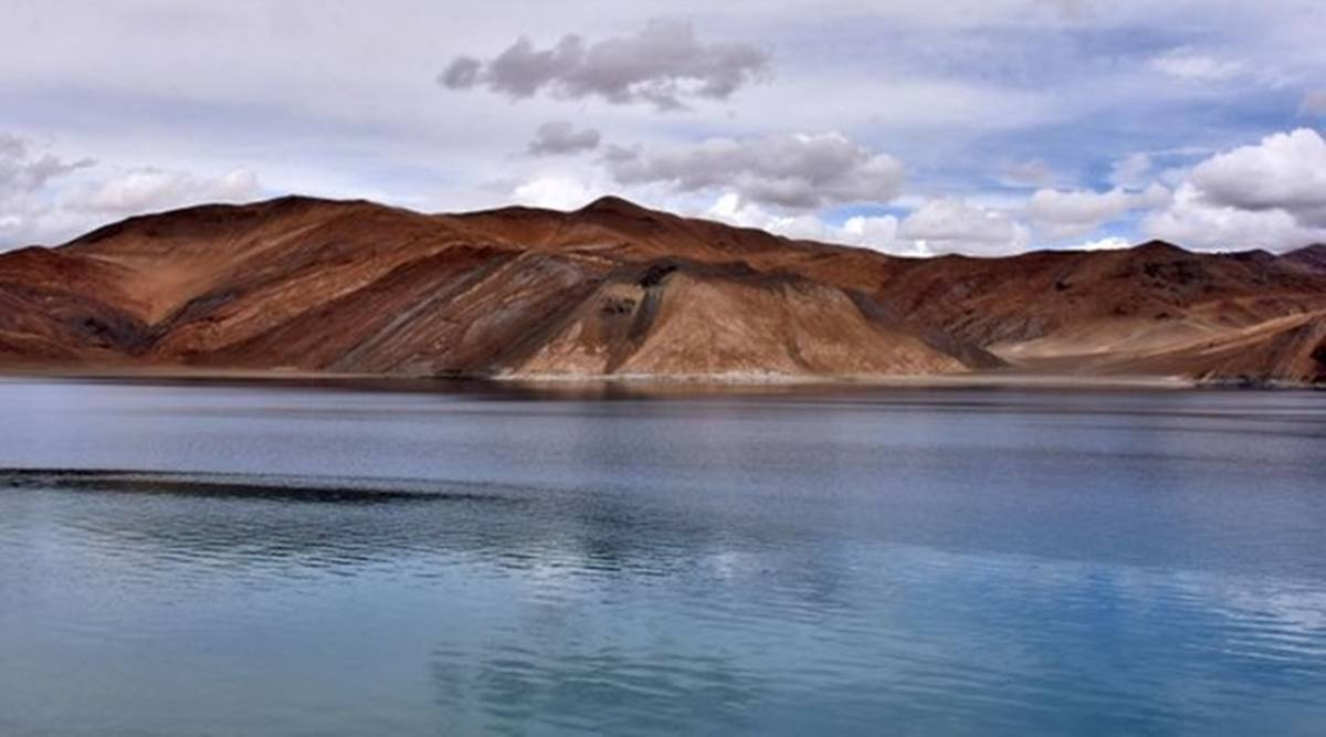 Chinese soldier crosses LAC south of Pangong Tso, in Army custody