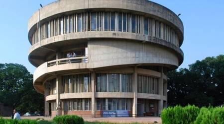 Panjab University: Former student leaders protest at varsity, allege VC a puppet in the hands of 'BJP-RSS'