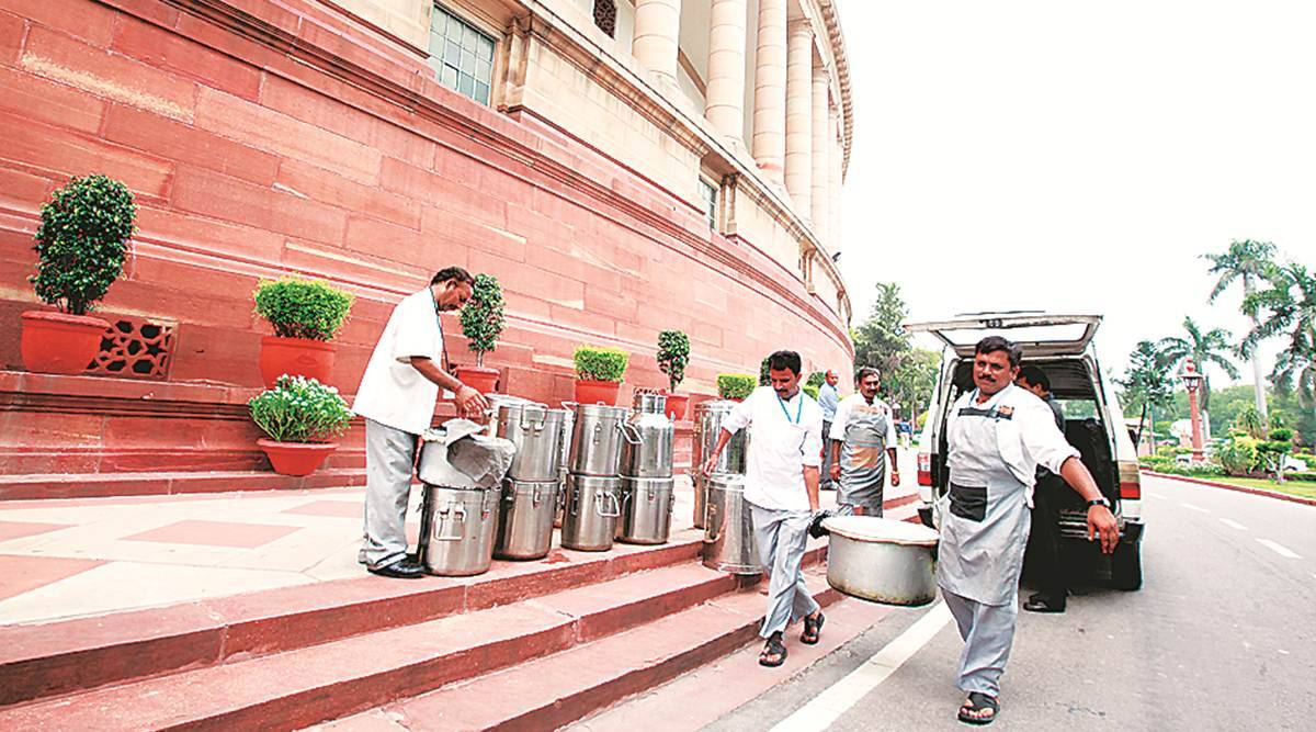 New cooks on menu: 52-year run ends, Railways to exit Parliament canteens, kitchens