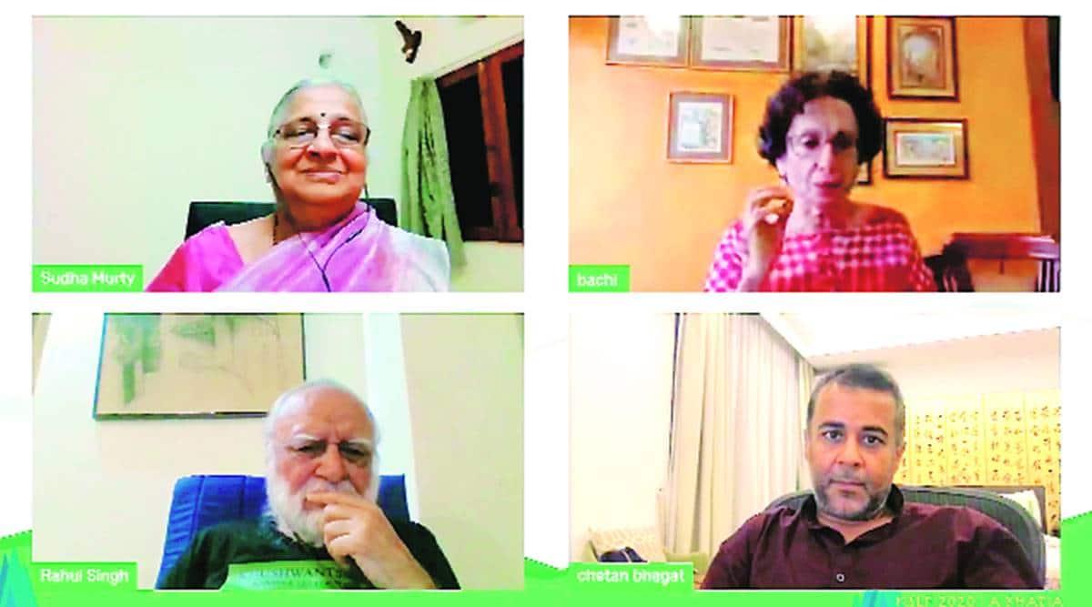 digital festival amid covid pandemic, Khushwant Singh Literary Festival, Chandigarh news, Punjab news, Indian express news
