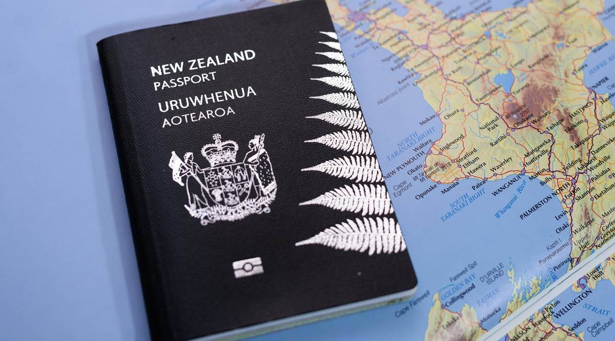 most powerful passport in the world, which country has the most powerful passport, New Zealand passport, Indian passport, Passport Index, indian express news
