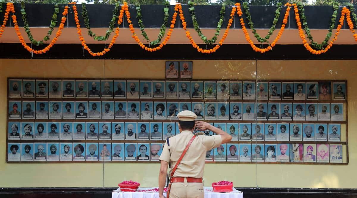 Police Commemoration Day, punjab Police Commemoration Day, punjab Police Commemoration Day celebrations, punjab police