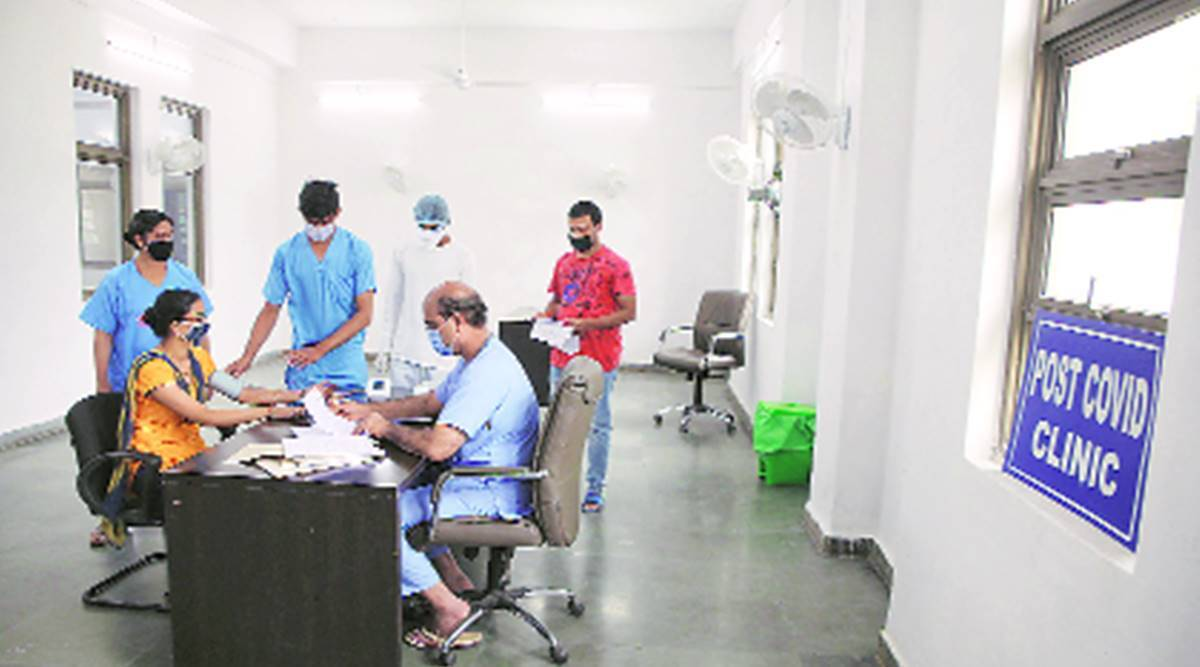 Delhi: 275 patients visited post-Covid clinic since August