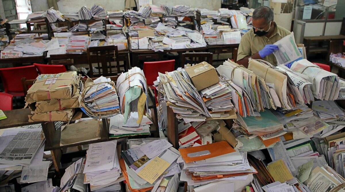 pune city news, Department of Post, pune post staffers sacked, pune Department of Post