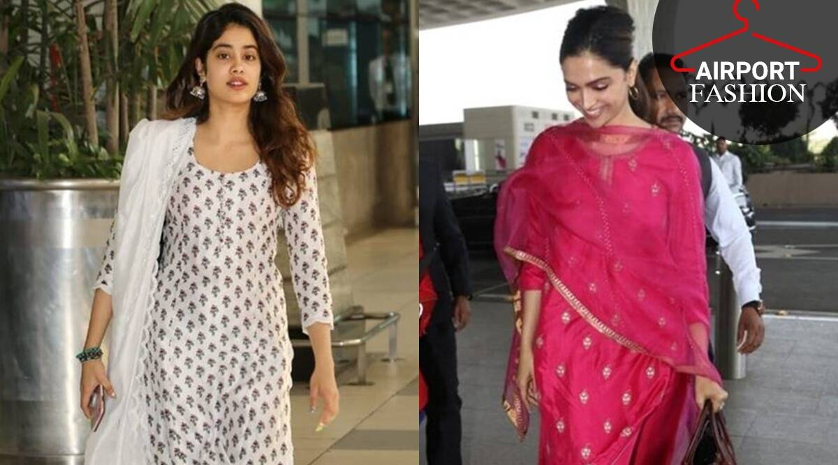 From Janhvi Kapoor to Deepika Padukone: Bollywood loves printed ethnic kurtis; here's proof