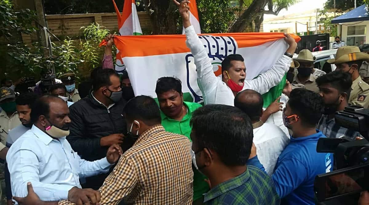 DK shivakumar, CBI, CBI raids DK shivakumar, dk suresh, bangalore news, indian express