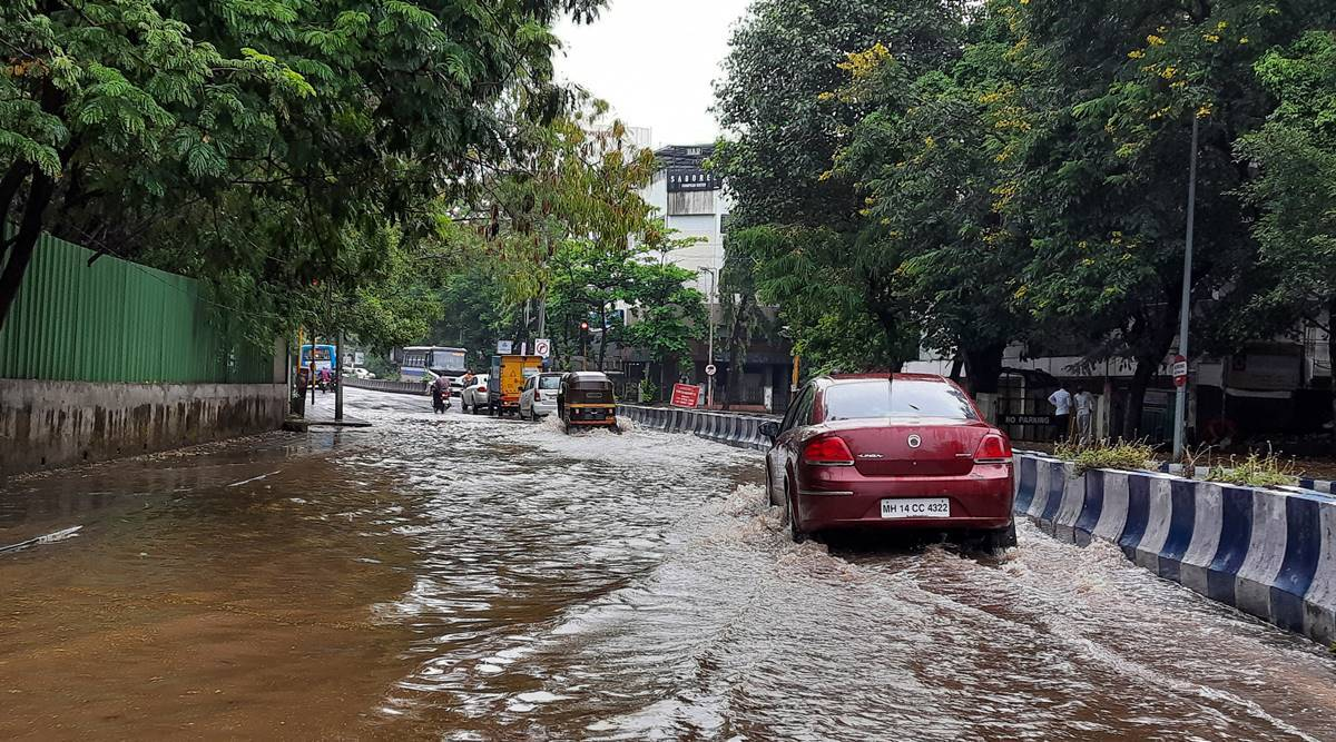 Pune dam, Pune rain, southwest monsoon, Maharashtra monsoon, Pune news, Maharashtra news, Indian express news