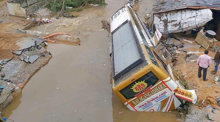 Andhra-Telangana update