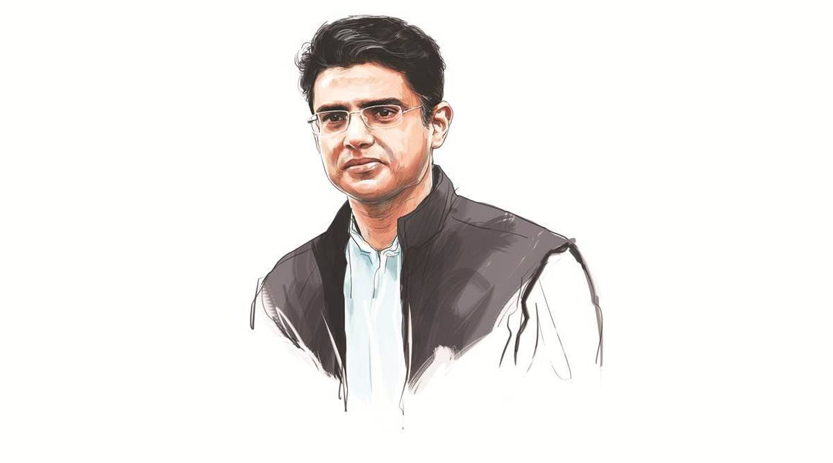 Sachin Pilot: Children are home, I get to spend more time with them