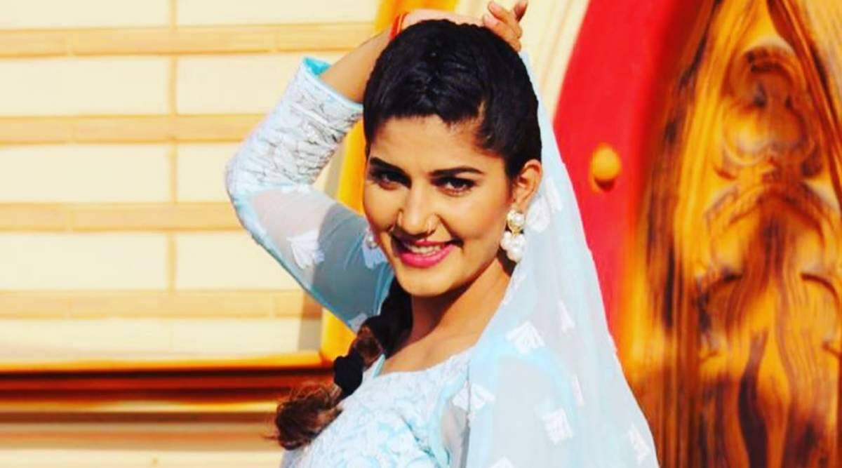 Haryanvi singer Sapna Choudhary, Delhi Police Economic Offences Wing, Sapna Choudhary FIR, Pawan Chawla FIR Sapna Choudhary, Sapna Choudhary property, Sapna Choudhary latest show, Sapna Choudhary show booking, Sapna Choudhary news, haryana news, india news, indian express