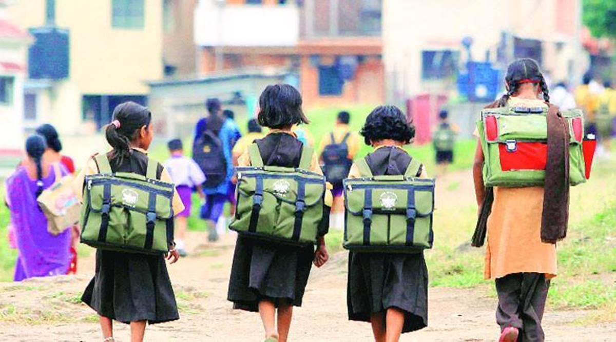 Maharashtra zilla parishad schools, Maharashtra model schools, Maharashtra schools, Mumbai news, Maharashtra news, Indian express news
