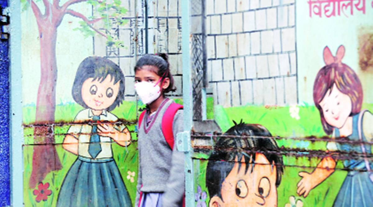 school reopening, maharashtra school reopening, education news, college reopen,