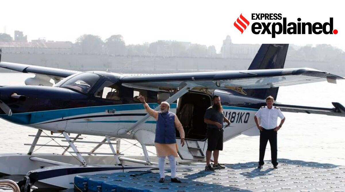 Explained: What is India's first seaplane project and how will it function?