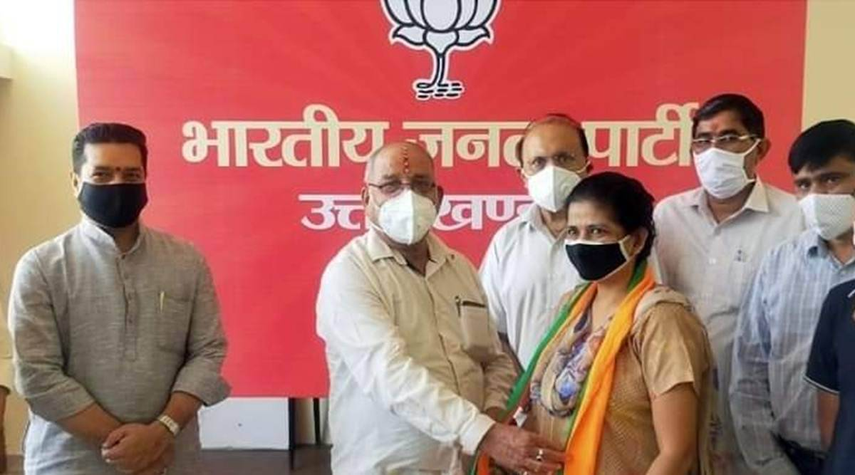 Shayara Bano, Shayara Bano triple talaq, Shayara Bano bjp, triple talaq petitioner joins bjp, bjp triple talaq, indian express