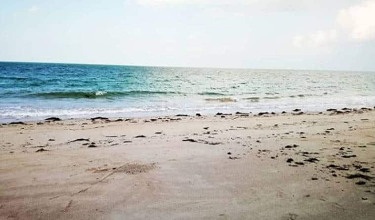 Shivarajpur beach