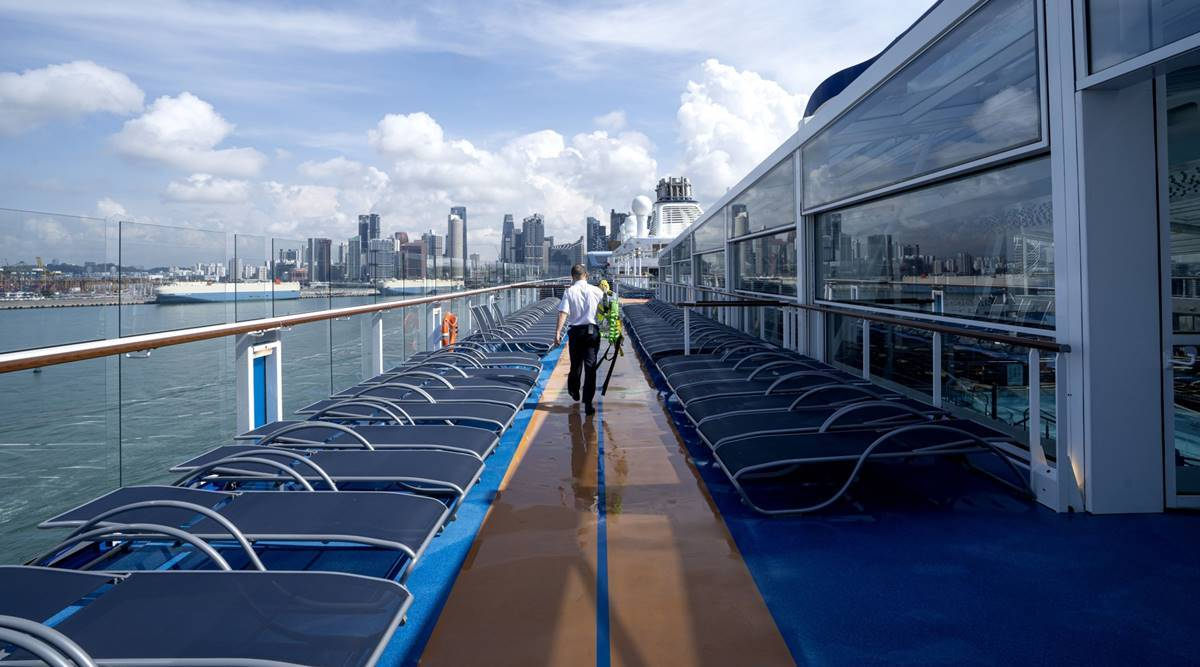 Singapore cruise, Singapore cruise resumption date, Singapore cruise tour, Genting Hong Kong, Royal Caribbean International's cruise line
