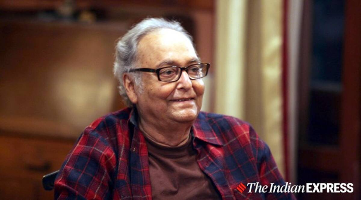 Soumitra Chatterjee, soumitra chatterjee health update, soumitra chatterjee health