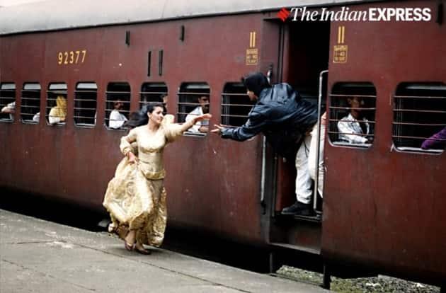 ddlj train scene