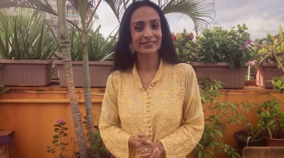 Suchitra Pillai on Lockdown Rishtey: It's nice to see something that could be happening in our homes