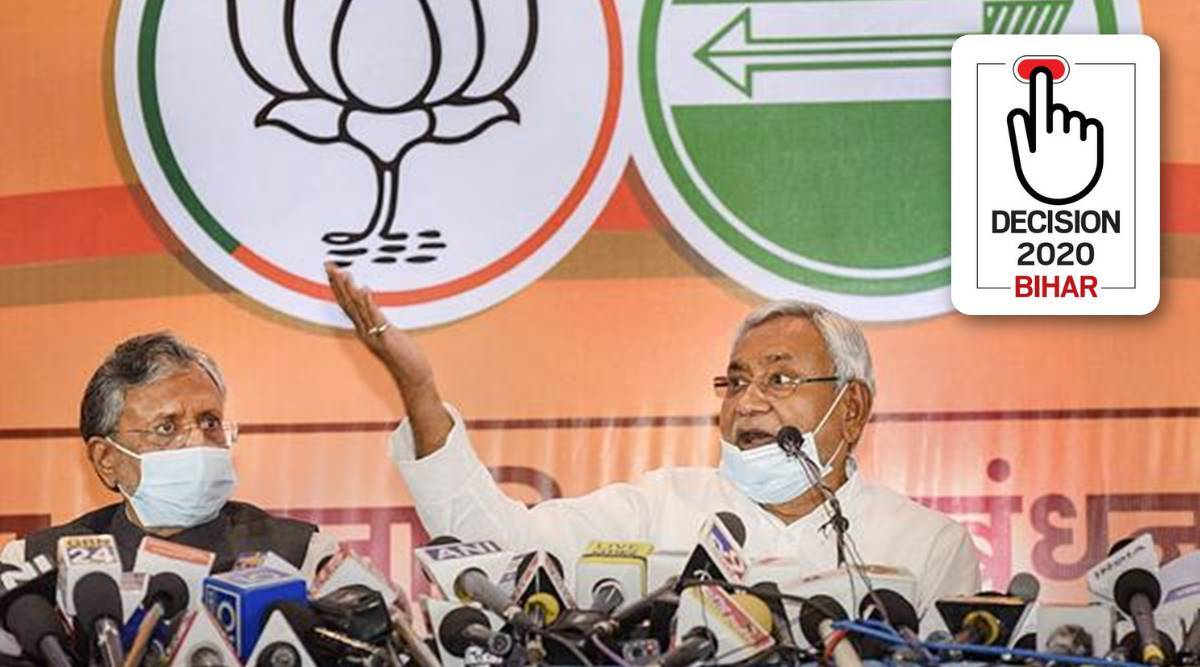 A plus for BJP in the maths: JDU faces RJD on most seats