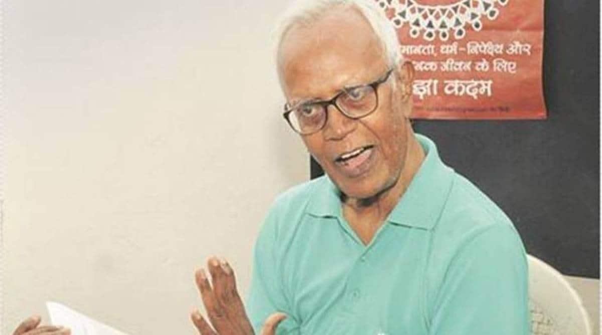 Elgaar Parishad-Bhima Koregaon case, Stan Swamy, Stan Swamy arrest in elgaar parishad case, Stan Swamy bail on medical grounds, indian express news