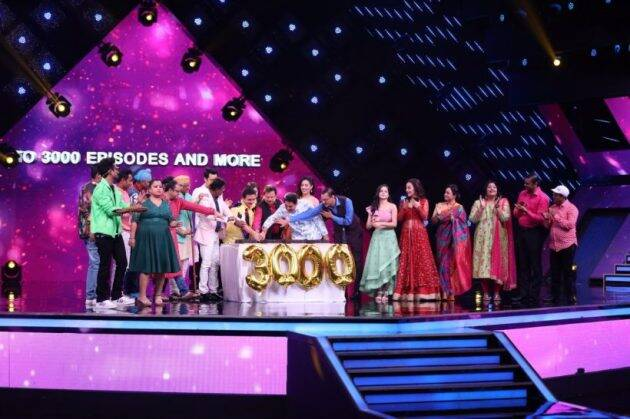 taarak mehta 3000 episodes celebration