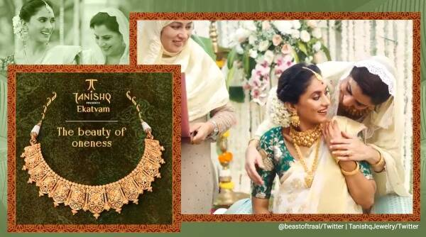 tanishq, tanishq interfaith ad, Ekatvam By Tanishq, tanishq ad withdrawn, boycott tanishq trend, hindu muslim ads, viral news, indian express