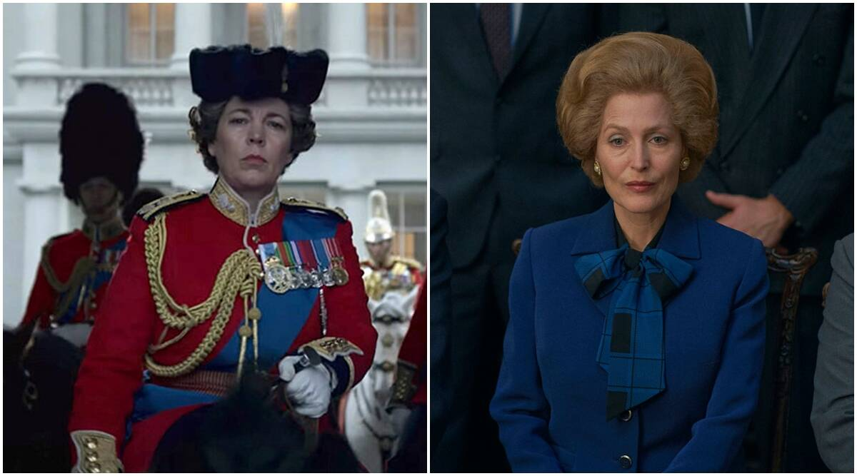 The Crown Season 4 , Crown Season 4, Crown Season 4 trailer,